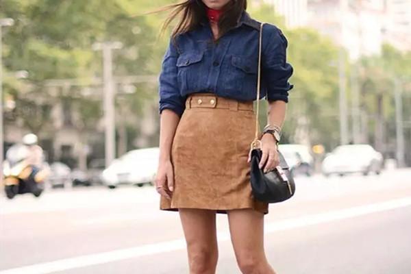 五五身材适合穿什么裙子 腿短穿什么裙子好看