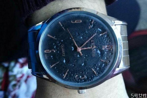 手表进水怎样处理方法 手表进水怎么解决