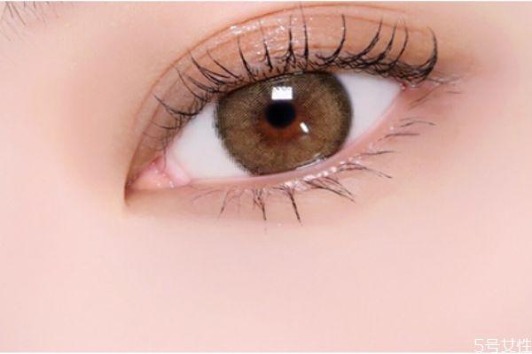 美瞳着色直径大小有什么区别 美瞳着色直径一般多大