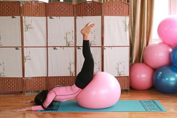 用瑜伽球健身的好处 用瑜伽球健身有哪些好处