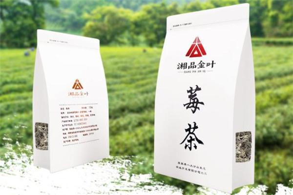 莓茶如何保存 莓茶是怎么制作的