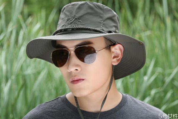防晒帽和普通帽子区别图片