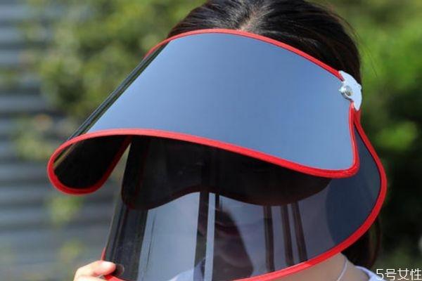 专业防晒帽图片