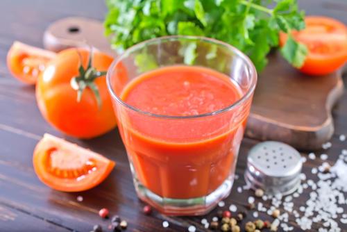 番茄汁的营养价值 番茄汁怎么做
