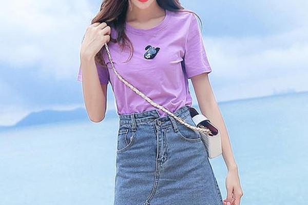 紫色衣服配什么颜色裤子 紫色衣服会显老吗