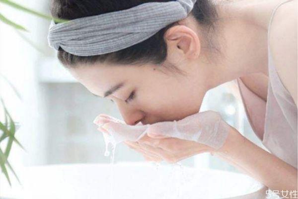 夏天用热水洗脸好吗 夏天洗脸用热水还是冷水