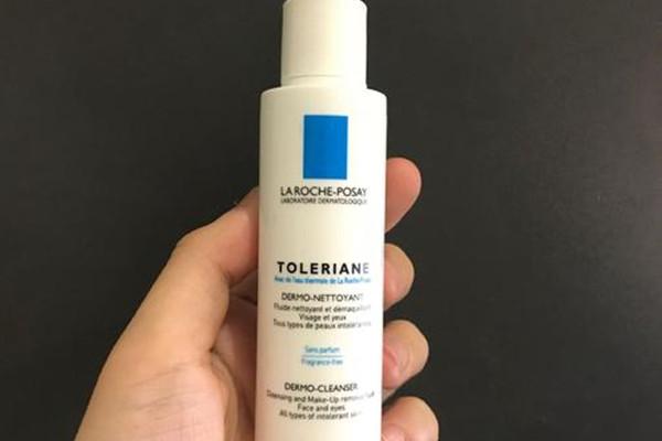 理肤泉特安洁面乳适合什么肤质 理肤泉特安洁面乳温和吗