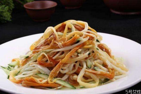 金针菇怎么吃减肥 金针菇减肥的吃法