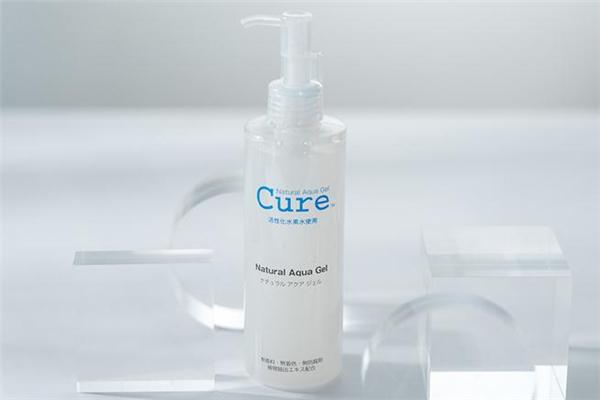 cure去角质凝胶敏感肌能用吗 cure去角质凝胶身上能用吗