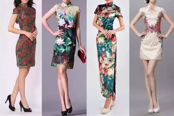夏季旗袍选什么颜色 夏季旗袍选购技巧