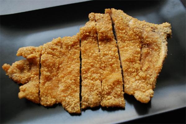 鸡排的做法 鸡排怎么炸外酥里嫩