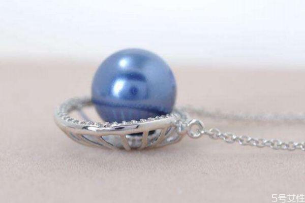 蓝色珍珠是天然的吗 有天然的蓝色珍珠吗