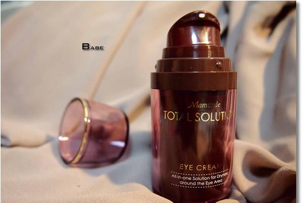 梦妆多效修护眼霜介绍 梦妆多效修护眼霜功效
