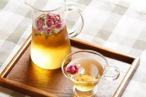 玫瑰蜂蜜茶的功效 玫瑰蜂蜜茶怎么做