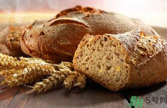 减肥可以吃全麦面包吗图片