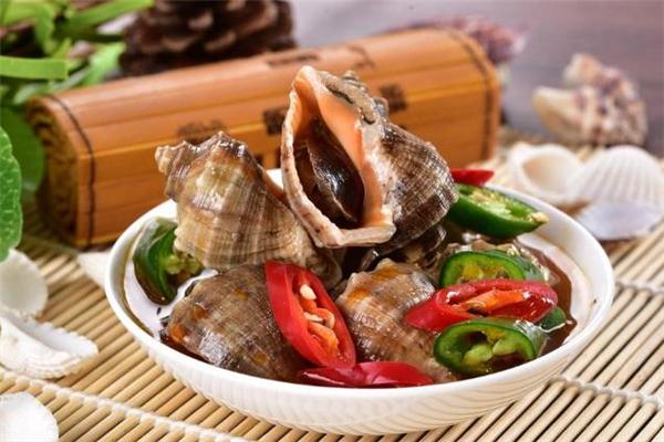 海螺可以蒸着吃吗 清蒸海螺的做法