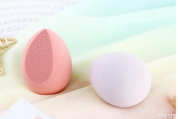 海绵蛋和美妆蛋的区别 海绵蛋和美妆蛋的的不同
