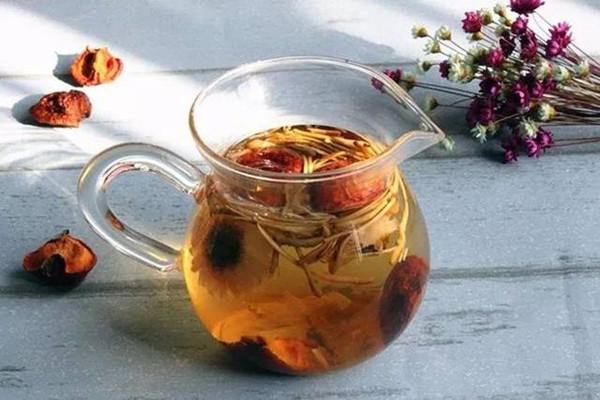 菊花山楂茶的作用 菊花山楂茶能减肥吗