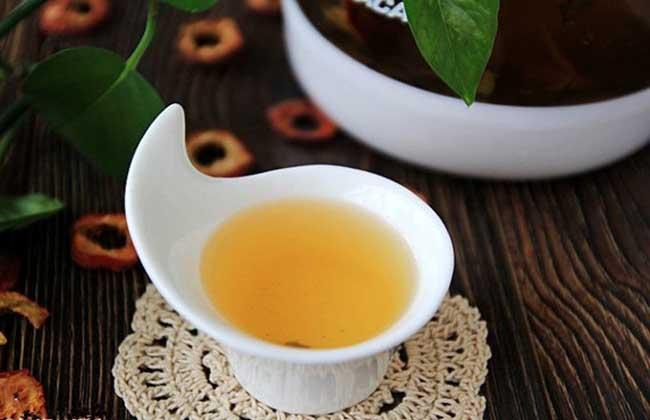 山楂荷叶茶一天喝几次 月经期可以喝山楂荷叶茶吗