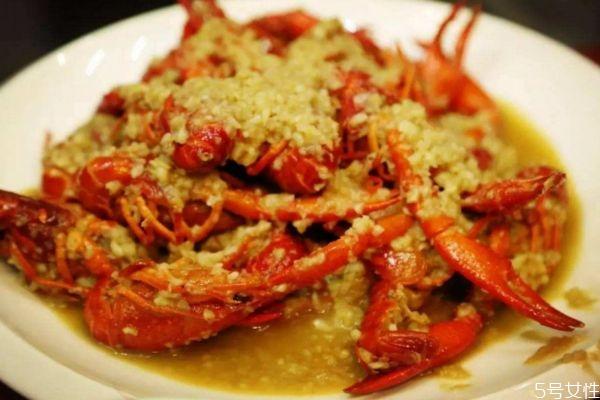 蒜蓉小龙虾怎么做 蒜蓉小龙虾正宗做法