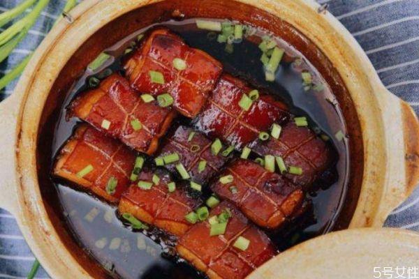 东坡肉的做法步骤 东坡肉的正宗做法