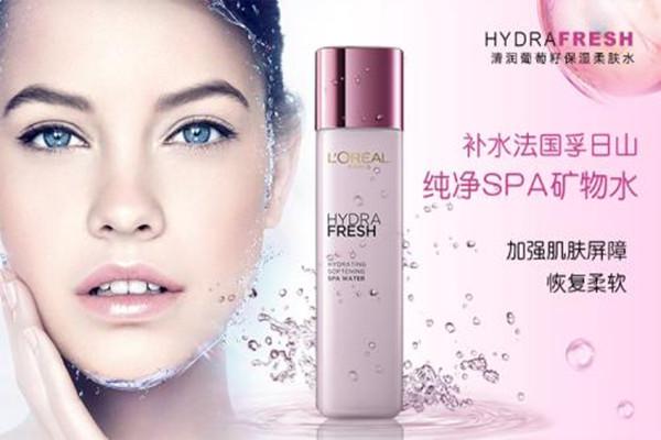 欧莱雅清润柔肤水的成分 欧莱雅清润柔肤水的介绍