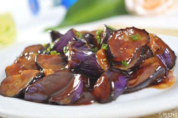 红烧茄子的热量高吗 吃红烧茄子会长胖吗