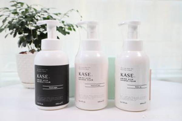 kase香氛沐浴露的成分 kase香氛沐浴露好用吗