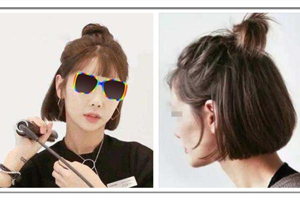 短发女生炸什么发型好看 适合短发女生扎的发型推荐