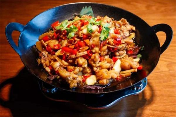 干锅田鸡的做法 田鸡怎么去腥味