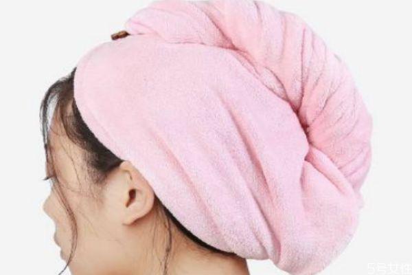 干发帽一般戴多长时间 干发帽多久换一次比较好
