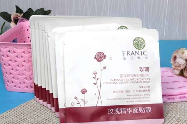 法兰琳卡玫瑰精华面贴膜的功效 法兰琳卡玫瑰精华面贴膜好用吗