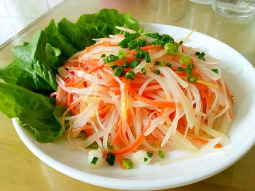 胡萝卜土豆丝怎么做好吃 胡萝卜土豆丝的做法