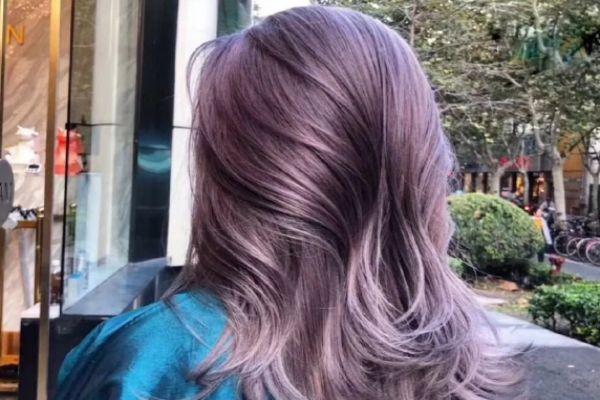亚洲女性适合的显白发色 高级显得有质感的发型颜色