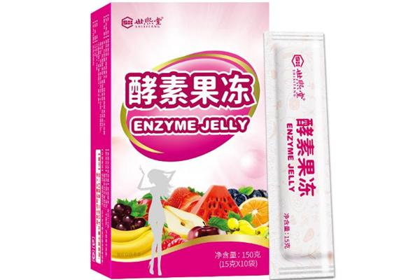 酵素果冻是什么东西 酵素果冻是减肥药吗