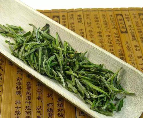哪些绿茶属于炒青图片