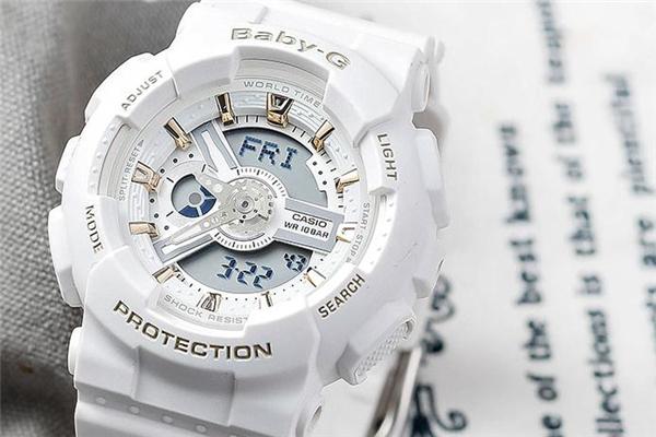 卡西欧手表怎么调3秒灯 卡西欧手表灯一直闪怎么办