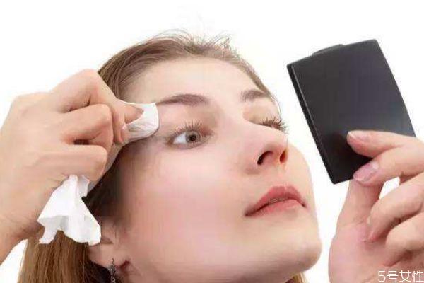 卸眼妆水图片