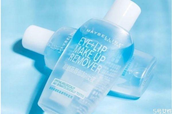 睫毛膏可以用什么卸妆 眼影眼线如何卸妆