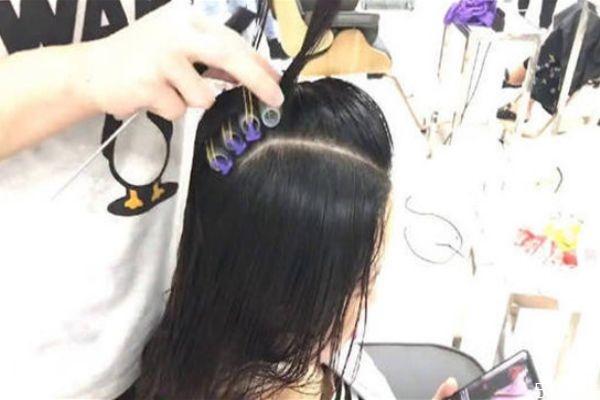 自己染发和美发店染发哪种更伤头发 自己染发更实惠