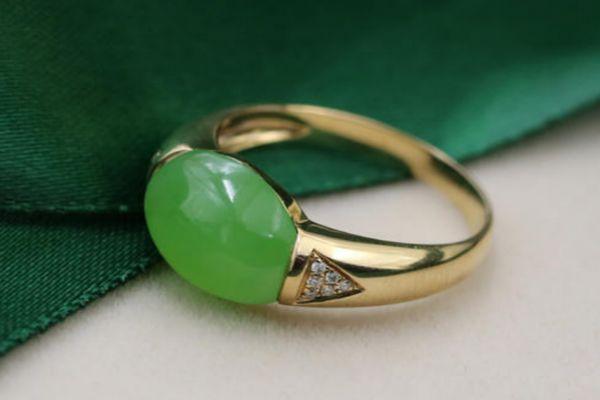 金镶玉戒指如何选购 金镶玉戒指一般多少钱