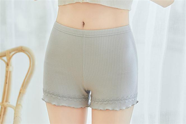 安全裤卷边怎么办 安全裤卷边是因为太胖了吗