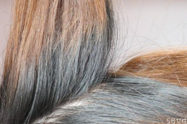 染完头发第几天会显色 染发刚染完都不明显吗