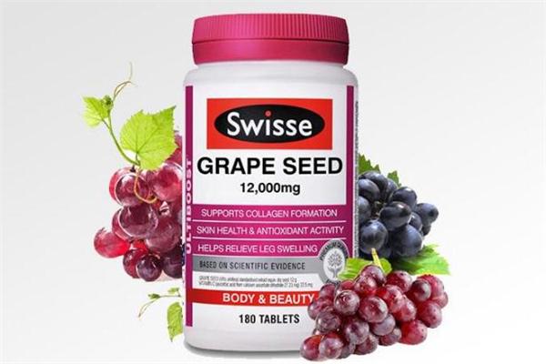 swisse葡萄籽能长期吃吗 swisse葡萄籽能空腹吃吗
