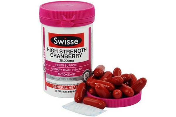 swisse蔓越莓可以长期吃吗 swisse蔓越莓有副作用吗