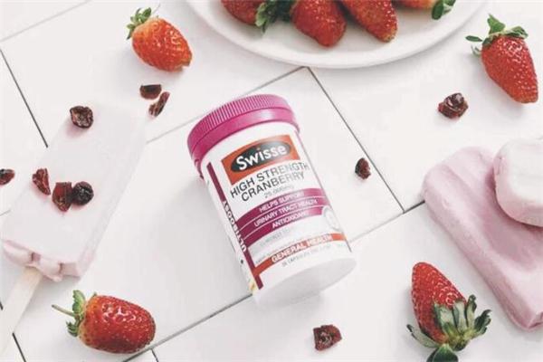 swisse蔓越莓胶囊成分 swisse蔓越莓哺乳期能吃吗