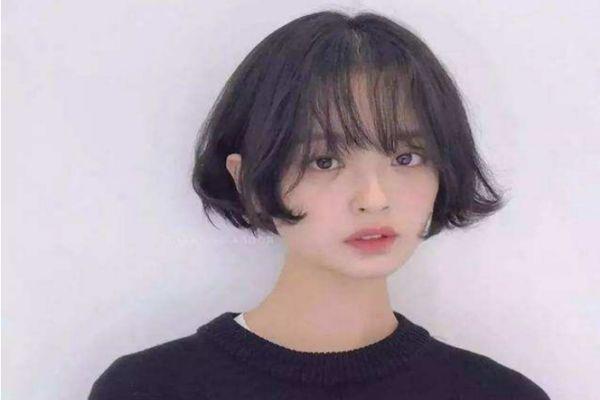初恋短发怎么剪 碎刘海怎么剪