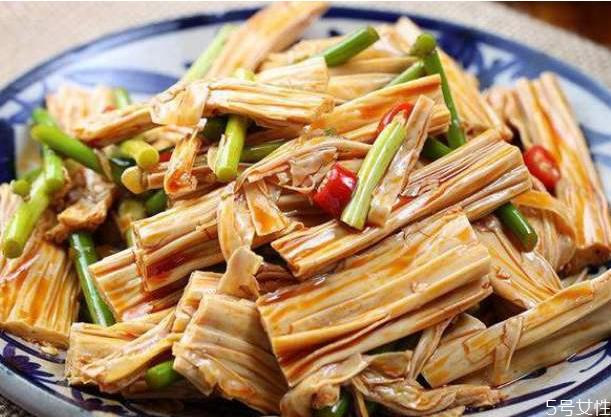 腐竹是用什么做的 宝宝能吃腐竹吗?