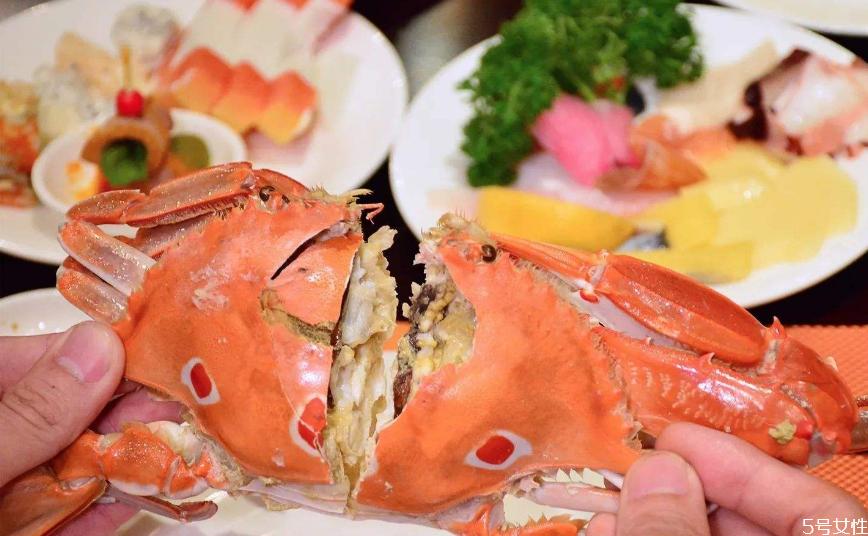 三眼蟹为什么有三个眼 三眼蟹死了还能吃吗?
