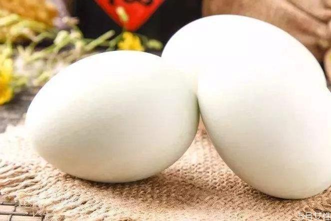 煮熟的鹅蛋蛋清发黑是怎么回事 鹅蛋是冷水下锅还是热水